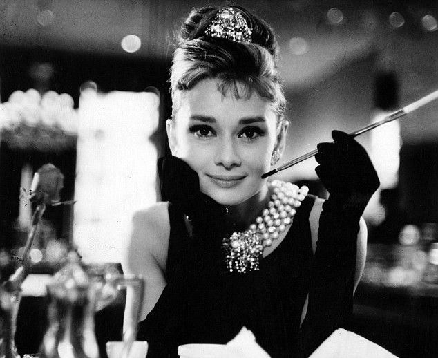 Steal the look audrey hepburn