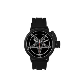 Baphomet Pentagram 666 Sport Style Watch