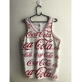 Coca Cola Fashion Pop Unisex Vest Tank Top