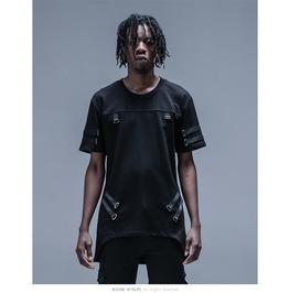 Street Black Belt Men T Shirt