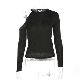 Strapless Long Sleeve Women Sweater