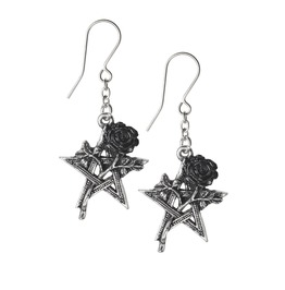 Ruah Vered Ladies Gothic Earrings By Alchemy Gothic