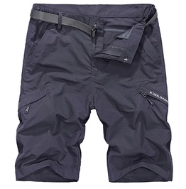Water Resistant Military Outdoor Cargo Shorts Plus Free Belt