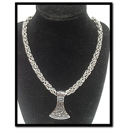 Byzantine Blade Necklace