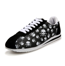 Skull Heads Men Casual Shoes