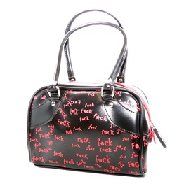 Punk Goth Rockabilly Pinup Punk Goth Fetish Handbag