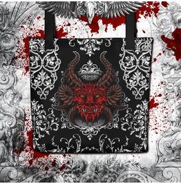 Devils Eyes Tote Bag