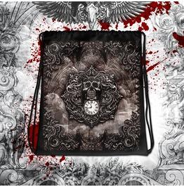 Baroque Reapers Skull Drawstring Bag