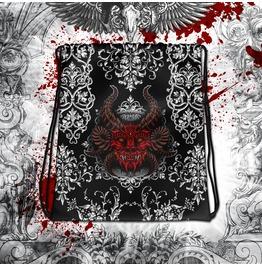 Devils Eyes Drawstring Bag