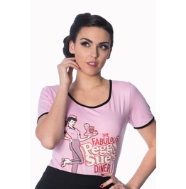 Banned Apparel Diner T Shirt
