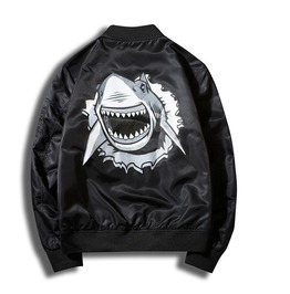 Shark Punk Bomber Men Jacket