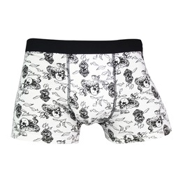 Skull Boxer Men's Underwear