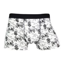 Skull Boxer Men's Underwear