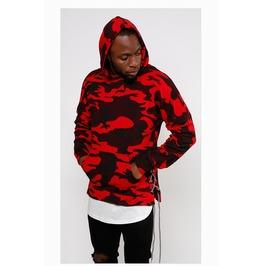 Camouflage Streetwear Men Hoodiee Sweatshirt