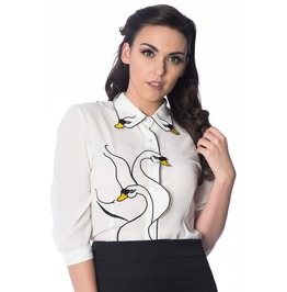 Banned Apparel Swan Lake Shirt
