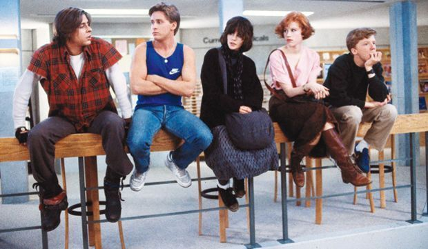 Breakfast club with a twist