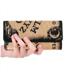 Ouija Wallet Ladies Trifold