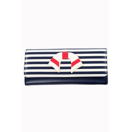Banned Apparel Vintage Nautical Wallet