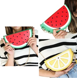 Urban Women's Cute Fruit Shoulder Bag
