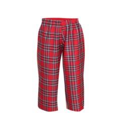 Pretty Disturbia Punk Grunge Cropped Culottes Trousers