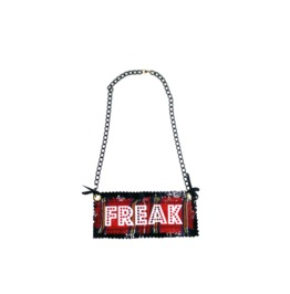 Pretty Disturbia Punk Grunge Freak Handmade Chunky Necklace Alternative