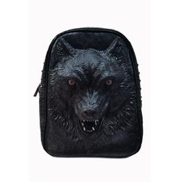 Banned Apparel 3d Akela Backpack