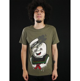 Antifashion Stay High Ghostbusters Stay Puft Man T Shirt Antif34