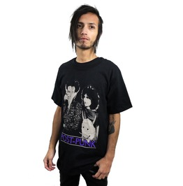 Post Punk Robert Smith & Siouxsie Printed T Shirt