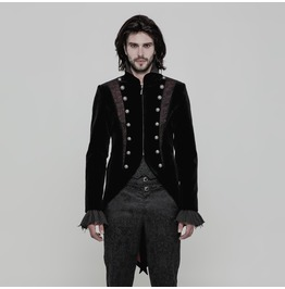 Victorian Military Officer Jacket