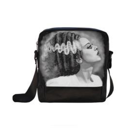 Bride Of Frankenstein Cross Body Bag