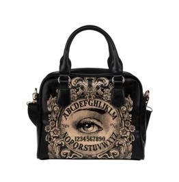 Mystic Eye Ouija Oracle Shoulder Handbag