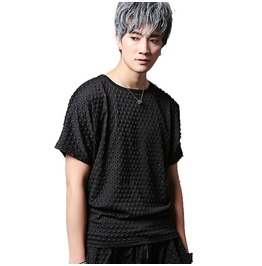 Dark Forest Punk Short Sleeve Mens Loose T Shirt