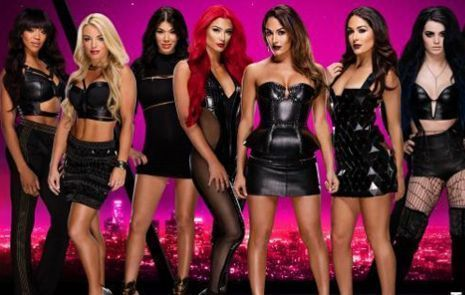 "Steal The Goth Punk Look Of WWE's ""Total Divas"""