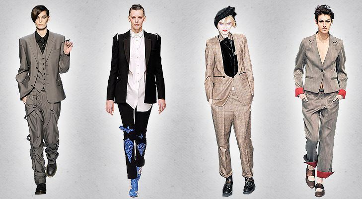 Gender fluid style 10 must have unisex pieces for an androgynous look