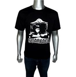 T Shirt Cocaine Scarface Sz. S Xl Gangster Classic Guns Mafia Latino