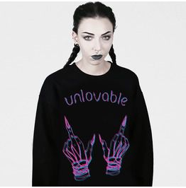 Unlovable Sweater