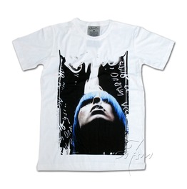 Emo Lady Gaga Superior T Shirt White M L