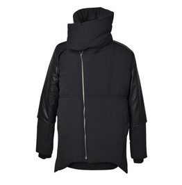 Casual Mens Winter Jacket Thick Sewing, Turtleneck
