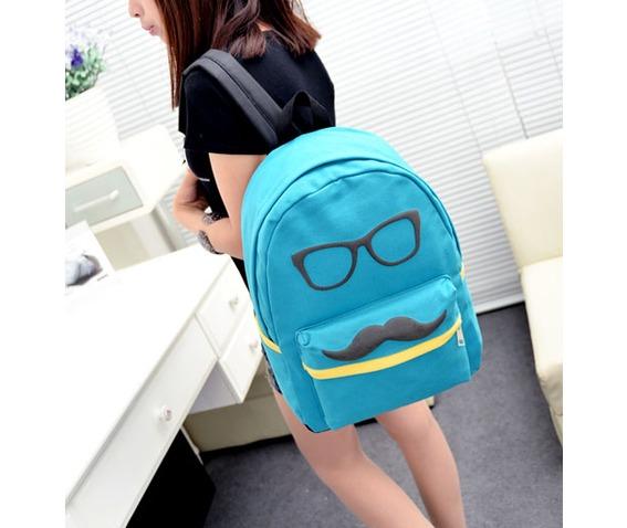 cartoon_mustache_blue_canvas_backpack_bag_messenger_bags_2.jpg