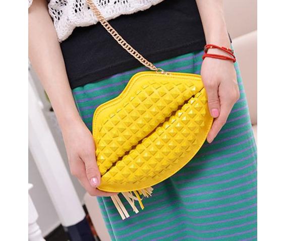 lovely_yellow_lips_rivets_handbag_bag_messenger_bag_messenger_bags_4.jpg