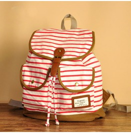 Fashion Canvas Backpack Bag