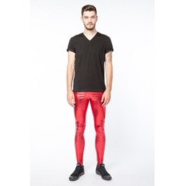 Red Peril Meggings