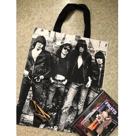 Ramones Fashion Canvas Tote Bag