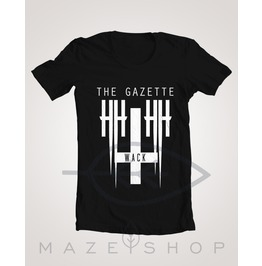 The Gazette Wack T Shirt Babymetal One Ok Rock Scandal Girugamesh Versaille