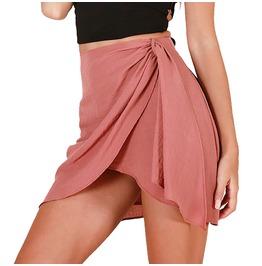 Women's Irregular Design A Line Skirt