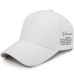 Unisex's Letter Printed Baseball Cap Adjustable Plain Dad Hat