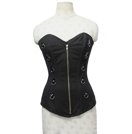 Gothic Long Overbust Corset