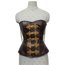 Eleanor Steampunk Overbust Corset