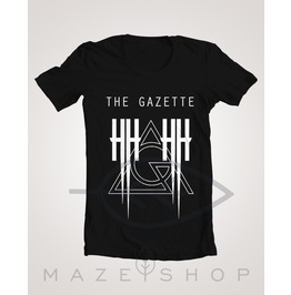 The Gazette Logo Nihil T Shirt One Ok Rock Babymetal Girugamesh Scandal Vam
