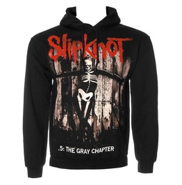 Slipknot Hooded Sweatshirt Official The Gray Chapter Hoodie